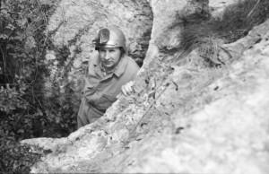 Juan San Martin 1959an (Jentiletxeta, Mutriku)