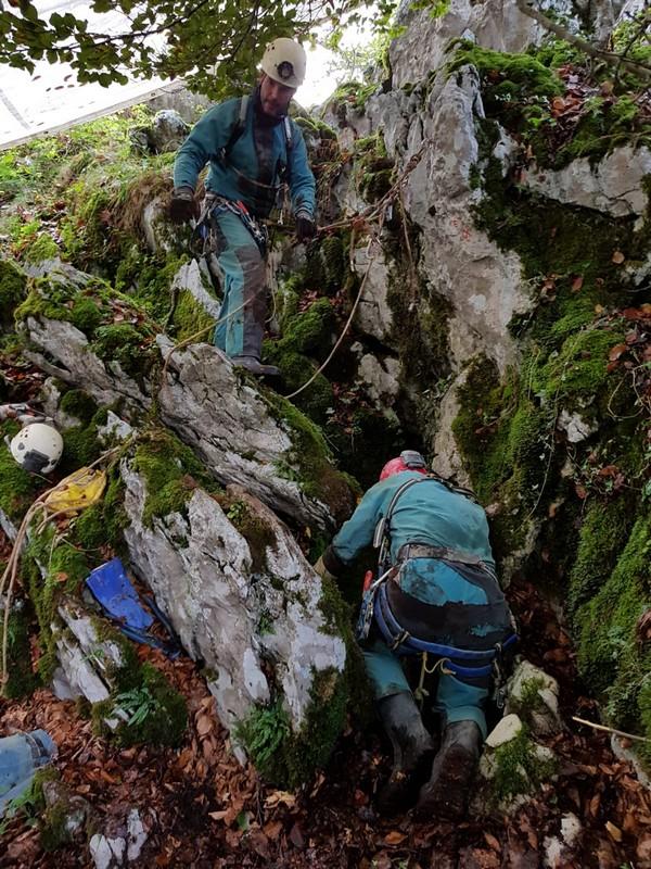 Haitzulo garbiketa Urkiolako Parke Naturalean (Artzate)-05