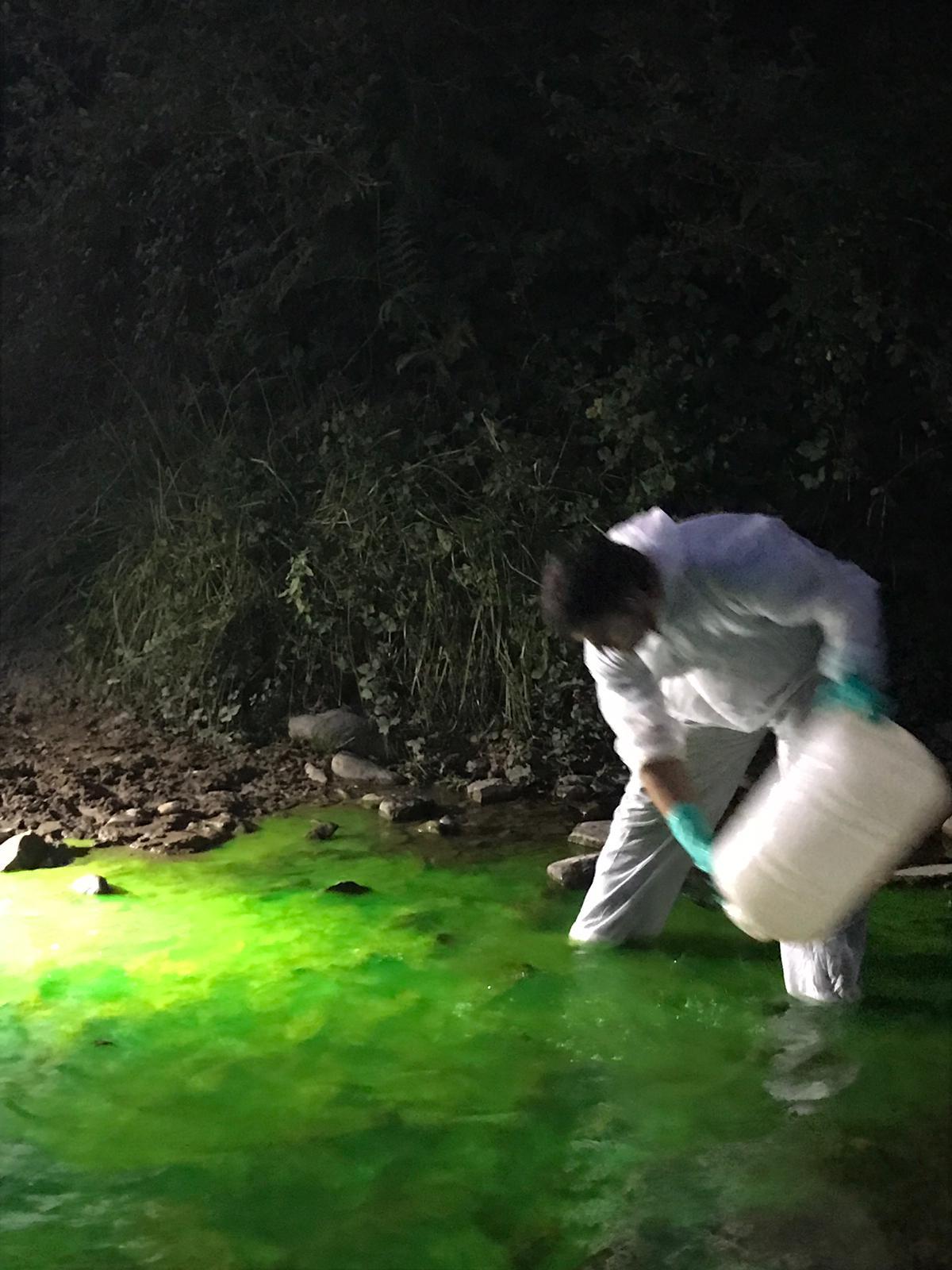 Inyección en el Valle de Erro-3